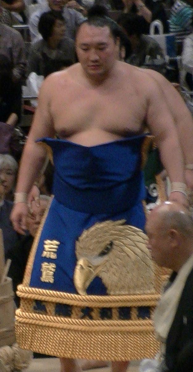Arawashi Tsuyoshi