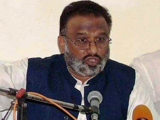 Arbab Ghulam Rahim Arbab Ghulam Rahims PPML merges with PMLN The Express Tribune