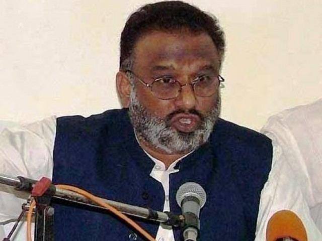 Arbab Ghulam Rahim Arbab Ghulam Rahim39s PPML merges with PMLN The Express