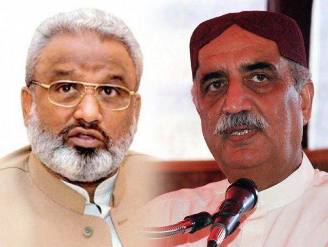 Arbab Ghulam Rahim PPP opens talks with Arbab Ghulam Rahim The Express Tribune