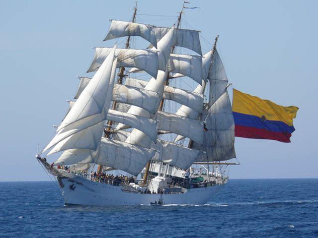 ARC Gloria Adventures of AEGS The ARC Gloria Flagship ship of the