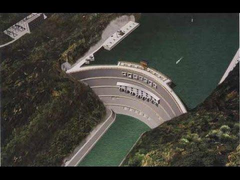 Arch dam Xiluodu Dam Third Tallest Arch Dam Hydropower YouTube