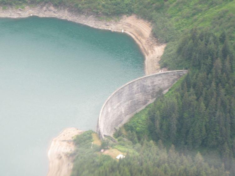Arch dam FileClose view of Arch damjpg Wikipedia