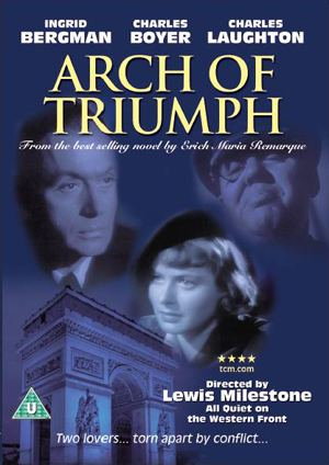 Arch of Triumph (1948 film) Subtitles Arch of Triumph 1948 Retail Rental dvd