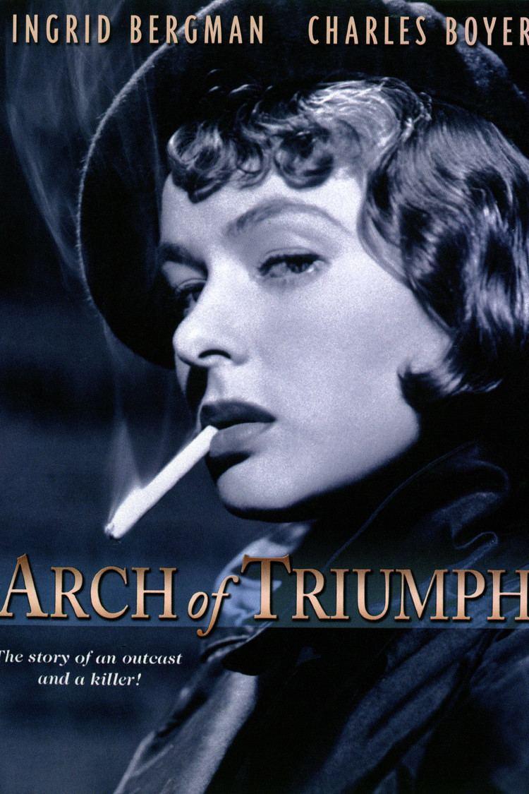 Arch of Triumph (1948 film) wwwgstaticcomtvthumbdvdboxart15435p15435d