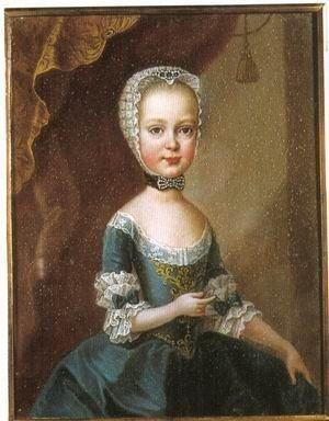 Archduchess Maria Theresa of Austria (1762–1770)