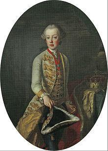 Archduke Charles Joseph of Austria (1745–1761) httpsuploadwikimediaorgwikipediacommonsthu