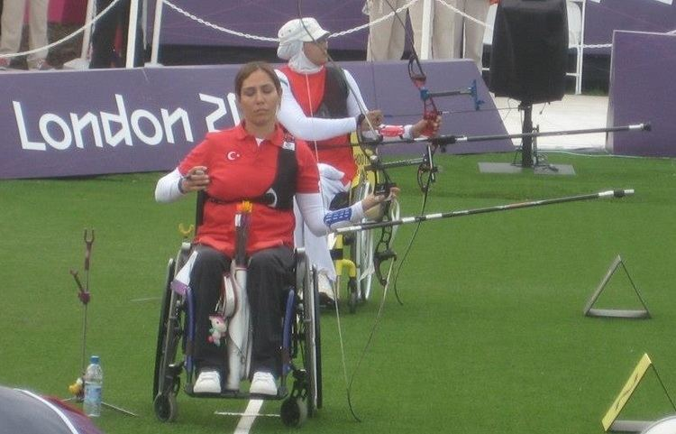 Archery at the 2012 Summer Paralympics – Women's individual recurve