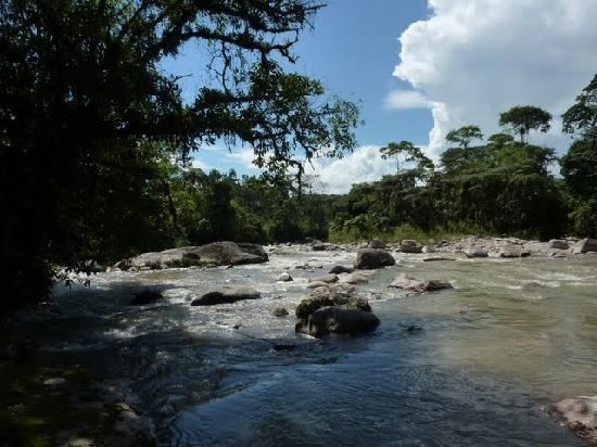 Archidona, Ecuador cristal clear soothing waters delightfull Picture of Hosteria