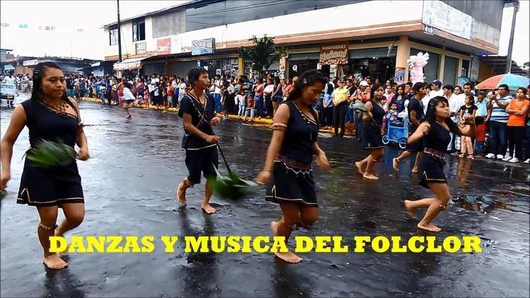 Archidona, Ecuador EN ARCHIDONAECUADOR DANZA 2015 YouTube