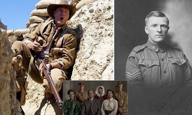 Archie Barwick Australian World War 1 soldier Archie Barwick39s diary one