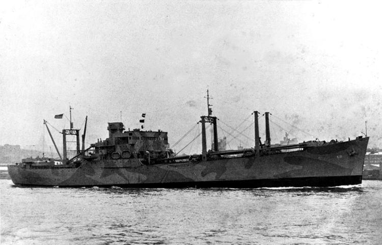Arcturus-class attack cargo ship