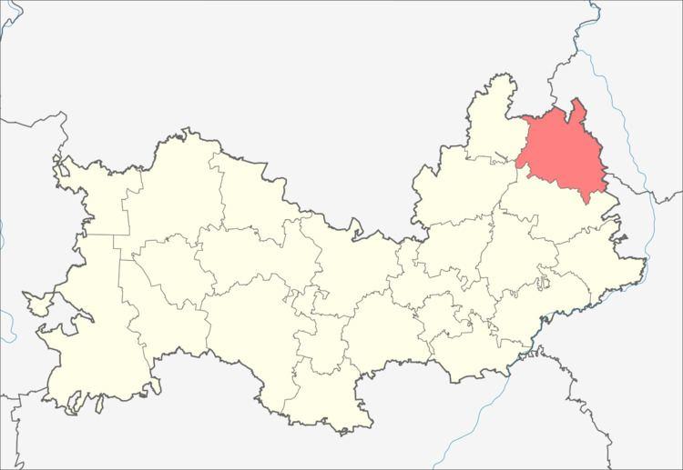Ardatovsky District, Republic of Mordovia