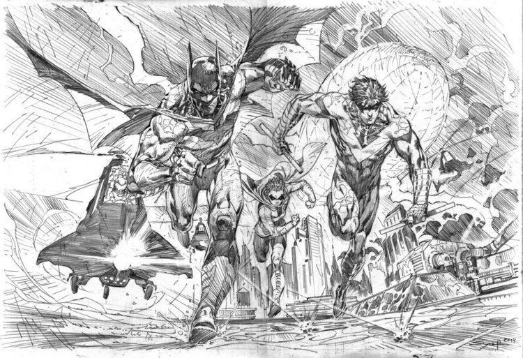 Ardian Syaf Bats Under Fire by ardiansyaf on DeviantArt
