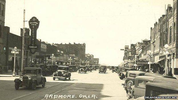 Ardmore, Oklahoma Culture of Ardmore, Oklahoma