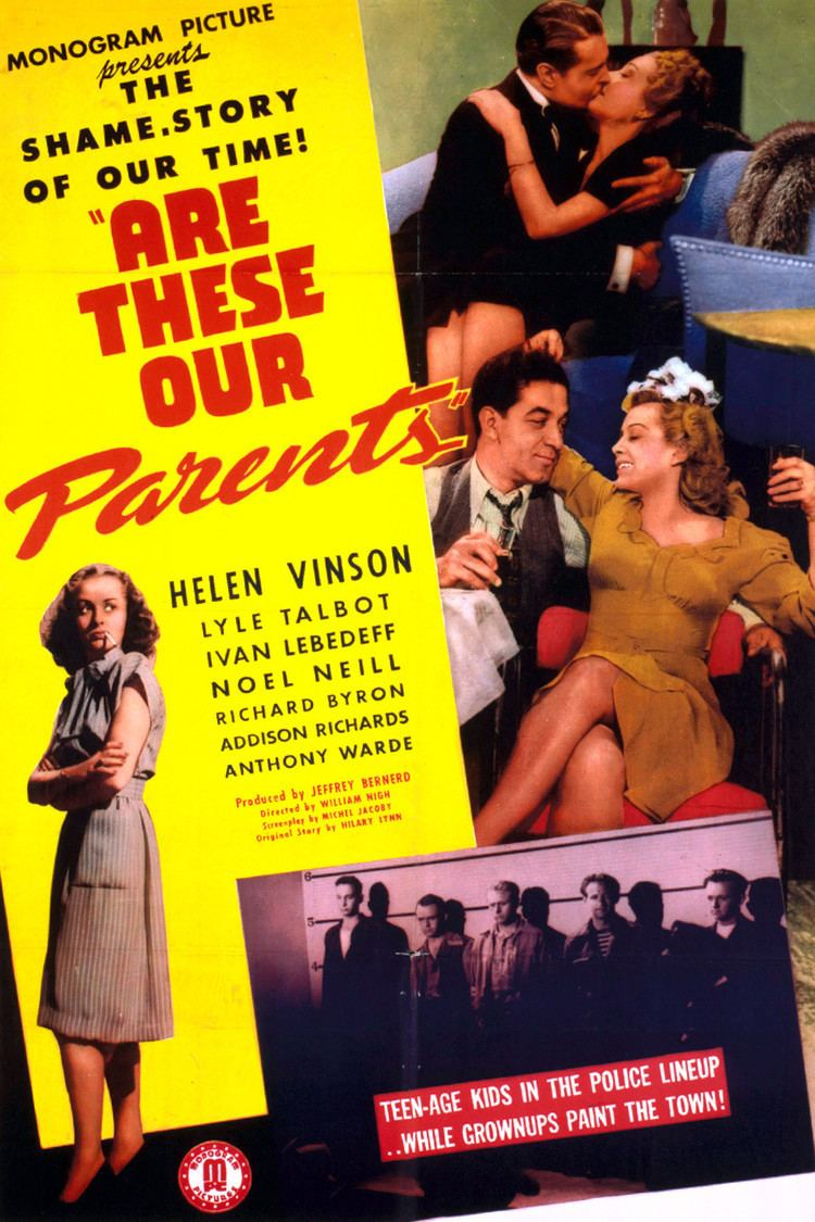 Are These Our Parents? wwwgstaticcomtvthumbmovieposters48828p48828