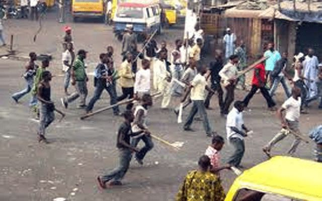 Area boys Clash between vigilance group and 39area boys39 leaves one dead Sabi