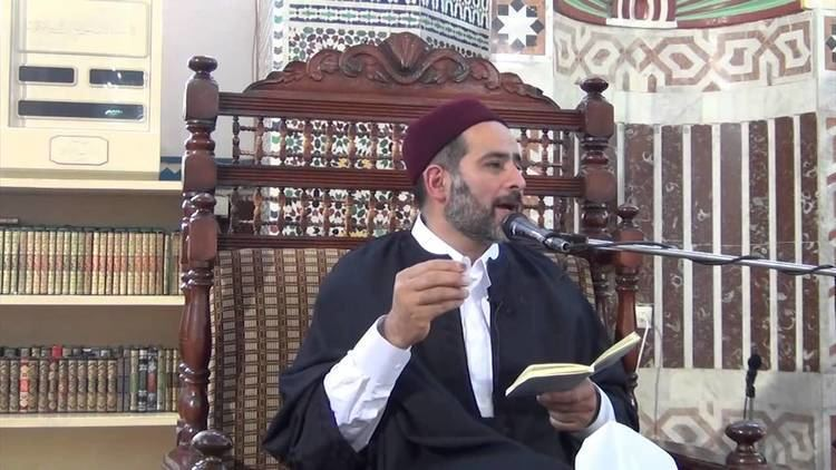 Aref Ali Nayed Dr Aref Ali Nayed The Way of the People of Allah YouTube