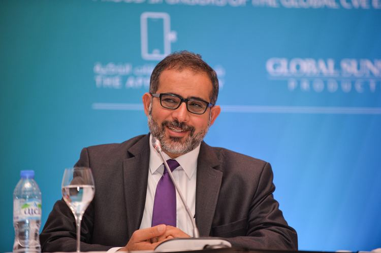 Aref Ali Nayed KRM Departments Libya