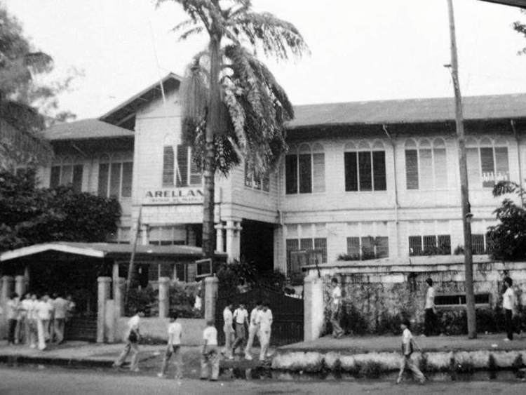 Arellano High School Cayetano Arellano High School Formerly Manila North High Flickr