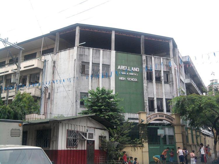 Arellano High School FileArellano High School Manila North Sta Cruz Manilajpg