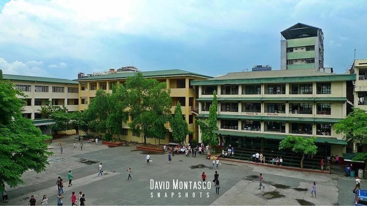 Arellano High School Cayetano Arellano High School Mapionet