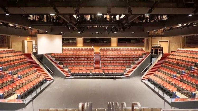 Arena Stage Barbizon Installs Altman LED Worklights for DC39s Arena Stage PLSN