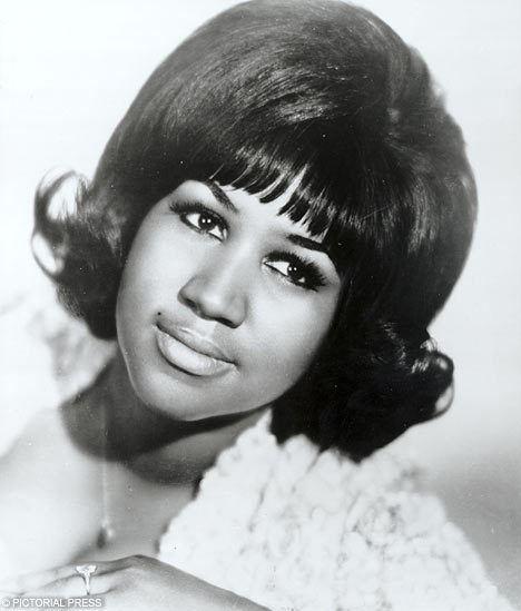 Aretha Franklin Larger than life Aretha Franklin is still a big big star