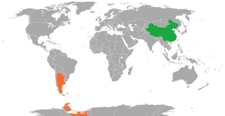 Argentina–China relations
