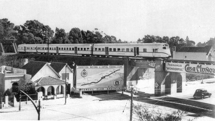Argentine State Railway