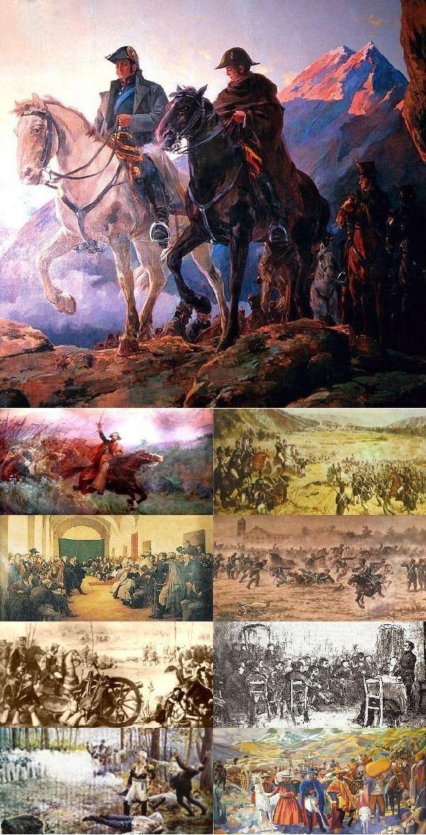 Argentine War of Independence FileArgentine War of Independencejpg Wikipedia