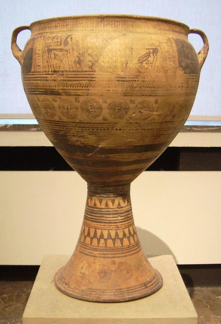 Argive vase painting