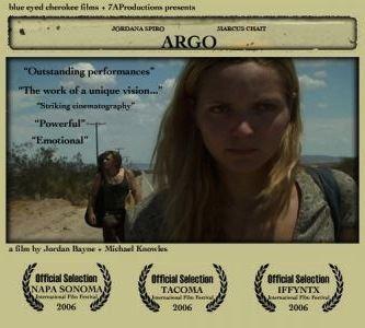 Argo (2006 film) movie poster