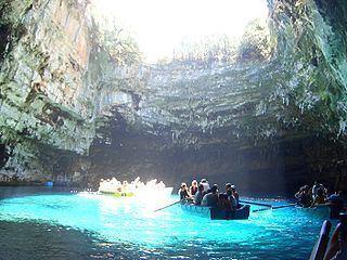 Argostoli wwwcruiseportatlascomPortsARGImagesARGLake