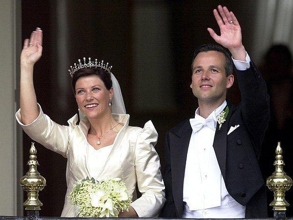 Ari Behn Princess Martha Louise of Norway and Ari Behn are divorcing