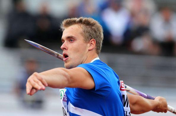 Ari Mannio Ari Mannio Photos 21st European Athletics Championships