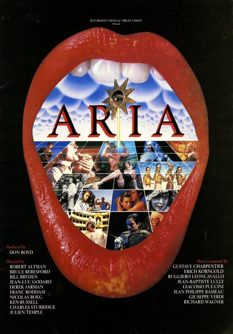 Aria (film) Explore the collection Features Don Boyds Aria The Bill