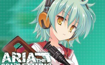 Aria the Scarlet Ammo 25 Aria The Scarlet Ammo HD Wallpapers Backgrounds Wallpaper Abyss