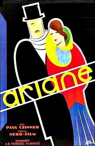 Ariane, jeune fille russe (film) Ariane Jeune Fille Russe 2015 un film de Paul CZINNER Premiere