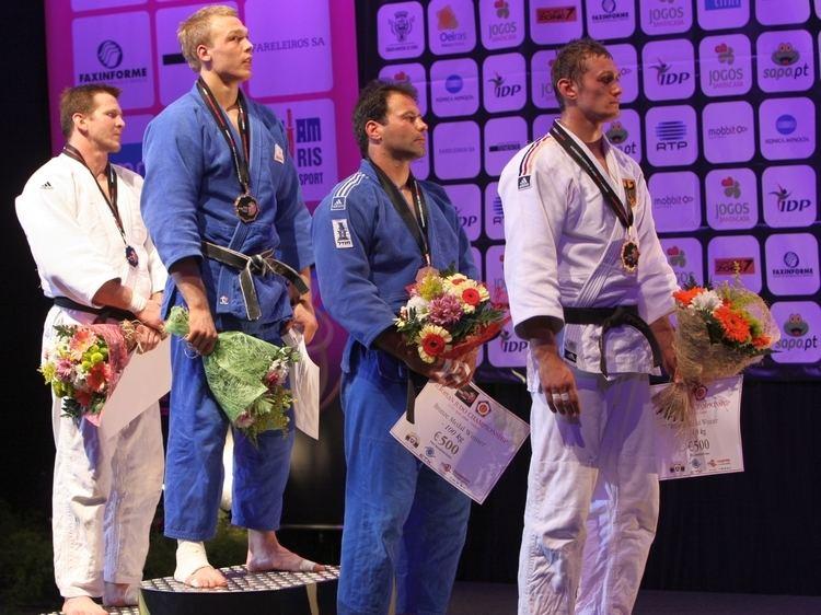 Ariel Ze'evi Przemyslaw Matyjaszek Judoka JudoInside