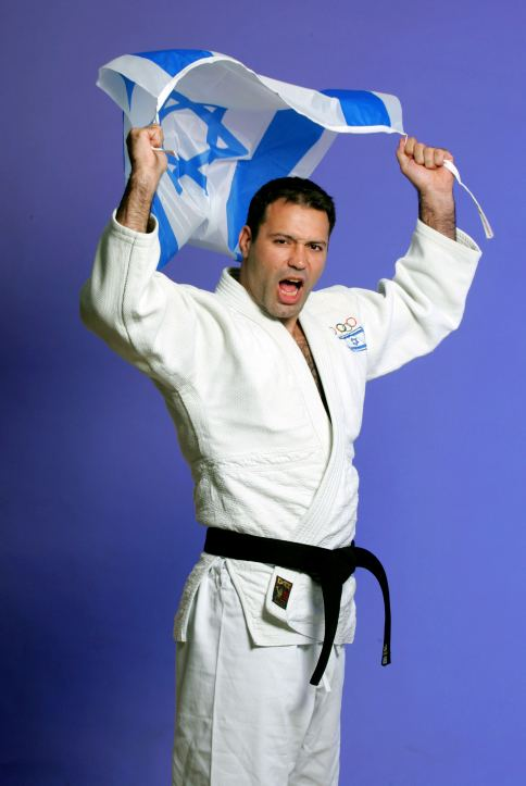 Ariel Ze'evi SUMMER OLYMPICS Judokas Alice Schlesinger and Arik Ze39evi