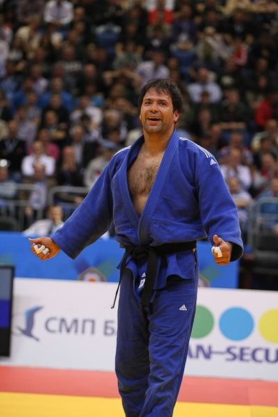 Ariel Ze'evi Ariel Zeevi surprises everybody with fourth European title