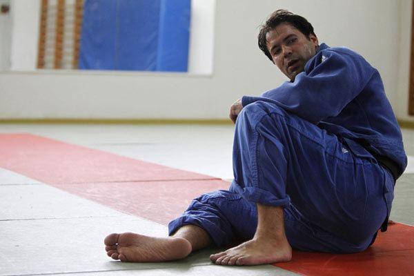Ariel Ze'evi Judoka Zeevi hopes for final fling in London2