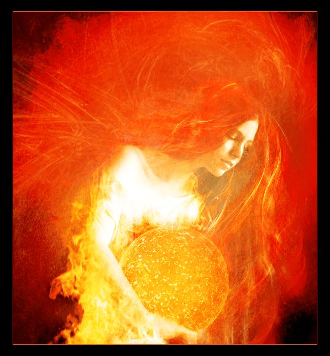 Arien Silmarillion Arien by LadyElleth on DeviantArt