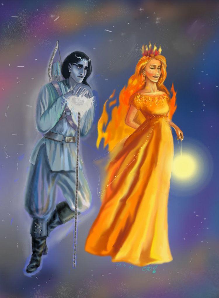 Arien Arien and Tilion by julia94s on DeviantArt
