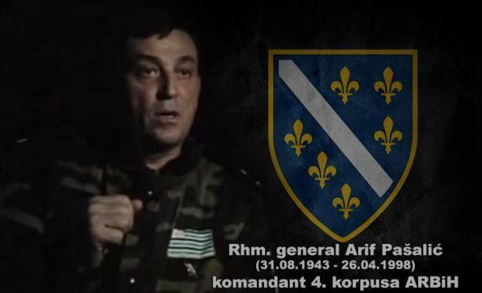 Arif Pašalić Sjeanja na Bosanske Gazije Rahmetli general Arif Paali Bosna PRESS