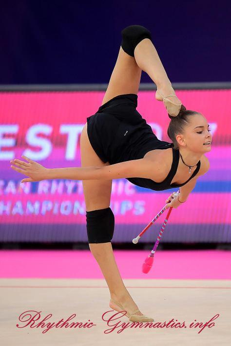 Arina Averina arina averina Rhythmic Gymnastics Info