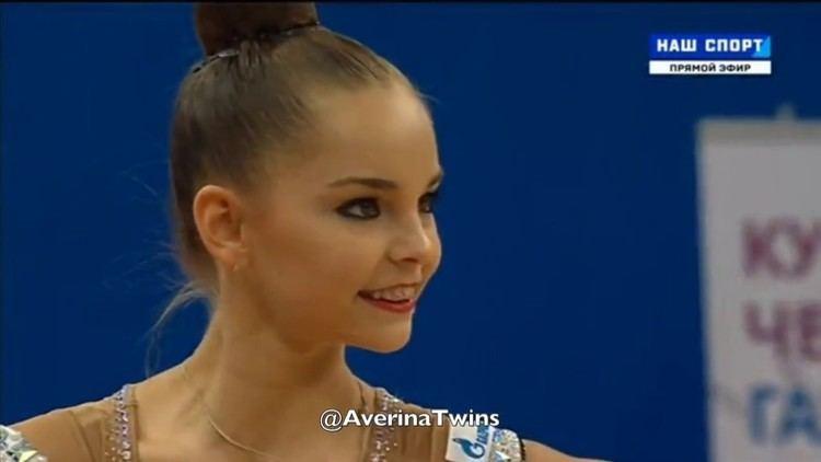 Arina Averina Arina Averina 2017 Ball GRAND PRIX MOSCOW AverinaTwins