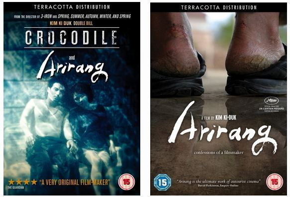 Arirang (2011 film) Terracotta Release Kim KiDuk DoubleBill Arirang and Crocodile
