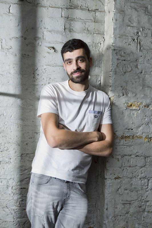 Aris Roussinos Vice Magazine Journalist Aris Roussinos For The